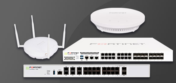 Productos Fortinet